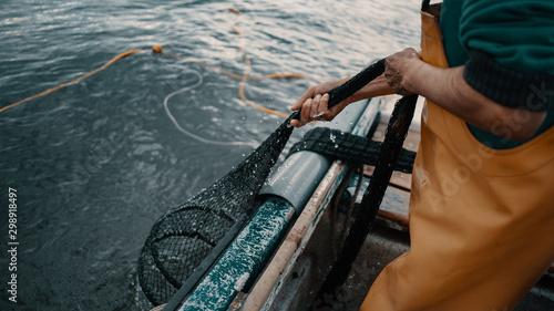 fisherman Fototapet