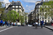 Paris; France - April 2 2017 :...