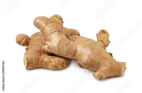 Fototapeta fresh ginger