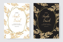 Wedding Gold Leaves 5