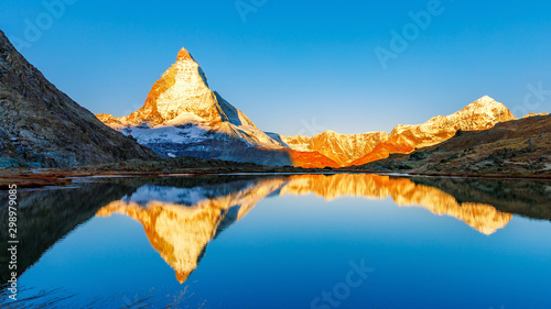 Photo Matterhorn, Switzerland, Valais canton