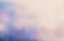 Retro Beige Pink Blue Smoke Em...
