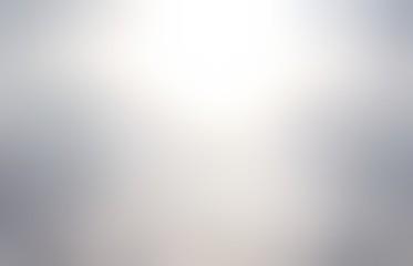 Metal blurred abstract texture. Silver empty background. Metallic grey defocus illustration.