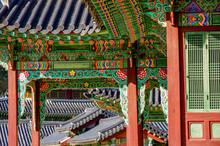 朝鮮王朝の御所である昌徳宮