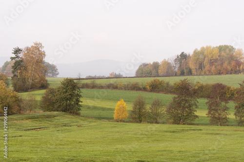 Herbstlandschaft #299064442