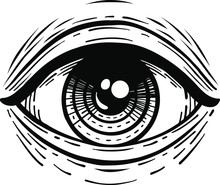 Eye Of Providence Vector Hand ...