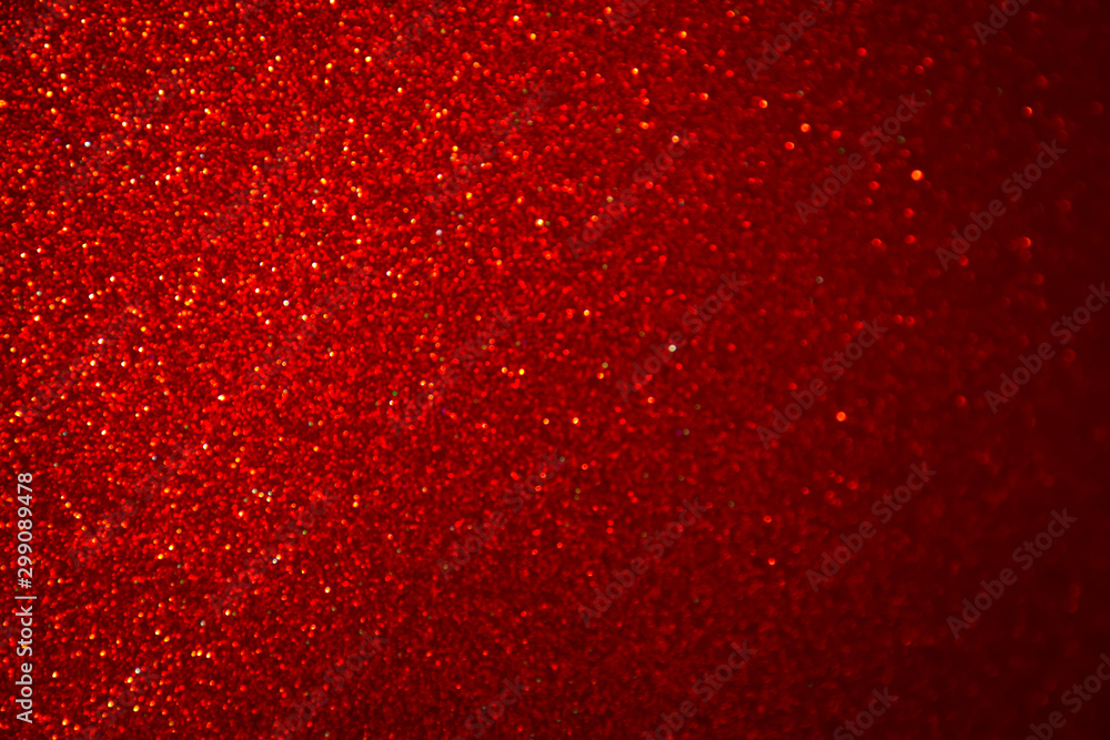 Fototapeta abstract red shiny texture background