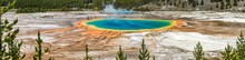 Grand Prismatic Springs And Ge...