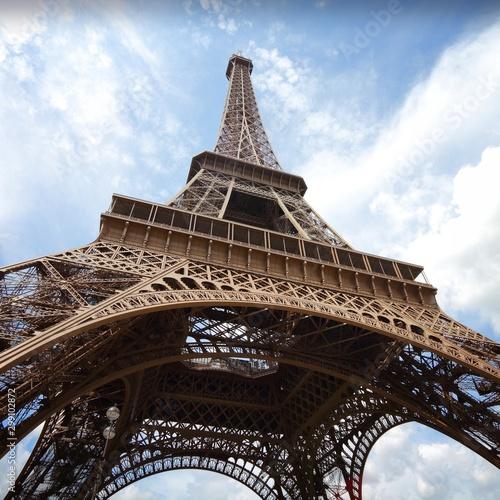 Fototapety, obrazy: Paris city, France