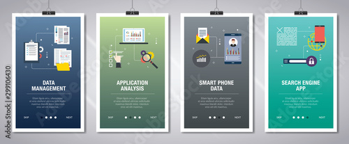 Photo Data management, application analysis, smartphone data and search engine app