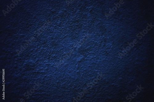 Fotomural  Dark blue texture background and wallpaper
