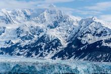 Mountain Hubbard Glacier Views