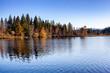 Inmitten des Naturschutzgebietes Ellbach-Kirchseemoor liegt der Kirchsee, einer der schönsten Badeseen Bayerns.