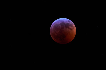 Totality, Lunar Eclipse