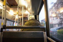 Man On A Bus
