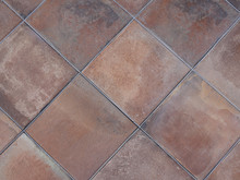 Floor Tile Background Rustic R...