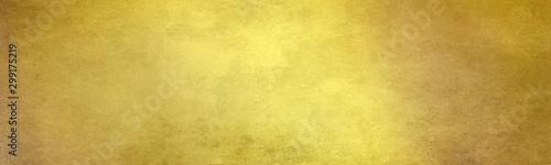 Fototapeta gold farbe texturen hintergrund banner obraz