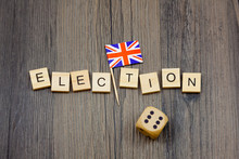 The Word 'Election' With A Uni...
