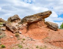 Aged Rock