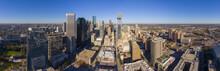 Houston Modern City Panorama A...