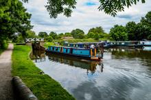 Narrow Boat Barges Stratford C...