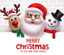 Santa Claus Christmas Characte...