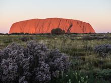 Uluru Sunset, Central Australia