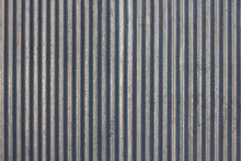 Zinc Background. Close Up To P...