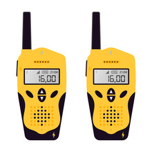 Walkie-talkie Communication Ra...