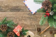 Christmas Background Decoratio...