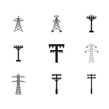 Electrikal Tower Illustration