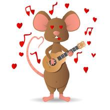 Loves A Cute Little Mouse, Bro...