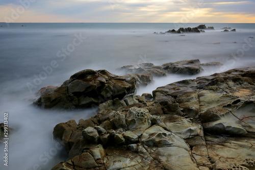 Photo 白亜紀の海岸