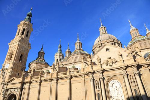 Fotografia  basílica del pilar fachada zaragoza 4M0A9216-as19
