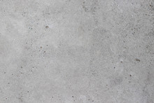 Concrete Gray Texture With Small Dots And Cracks