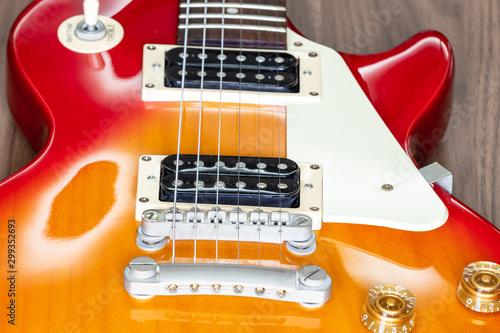 Photo Guitarra Modelo Vintage