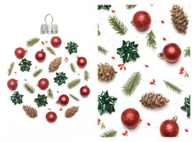 Christmas Decoration Items Iso...