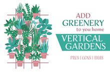 Indoor Vertical Garden, Greene...