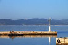 Small Solar Lighthouse