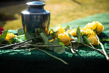 Urn For Cremated Remains With ...