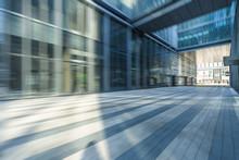 Blurred Modern Building Glass ...