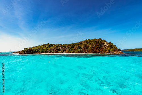 Baradal Island and Tobago cays