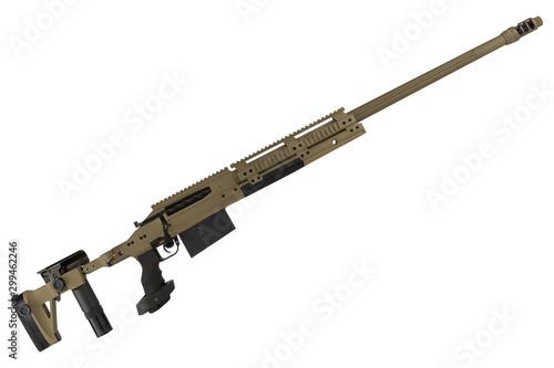 Fotografía  Austrian army sniper rifle