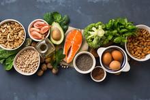 Health Food Fitness. Food Sour...