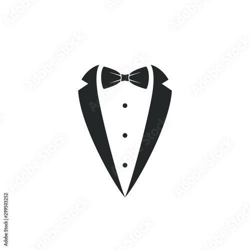 Gentleman graphic icon Fototapeta