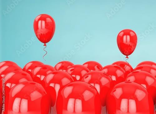 Fotografia  Balloon.