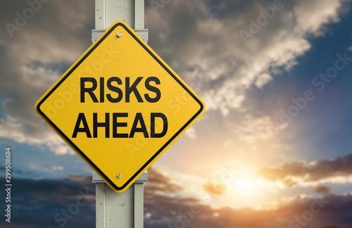 Fotografie, Obraz  Risk.