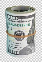 New Design 100 Dollar Roll On ...