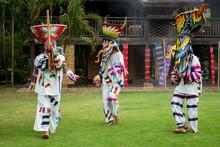 Ghost Festival Thailand.The Ph...