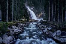 Beautiful Shot Of A River Orig...